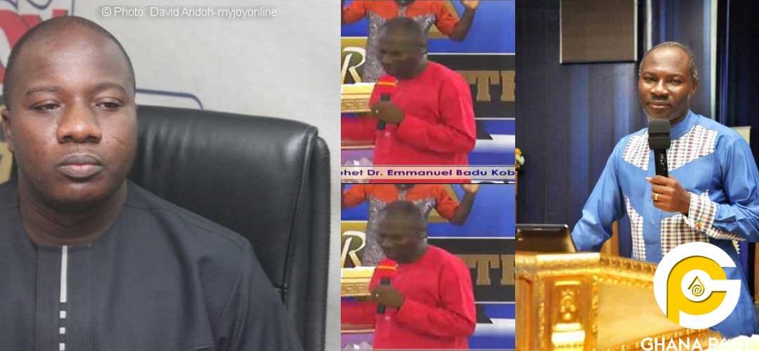 Mahama Ayariga might be jailed in 2019 - Rev. Badu Kobi prophesy
