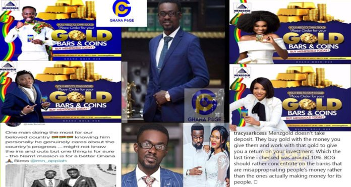 Menzgold Saga: When your celebrities fail you because of hunger and greed