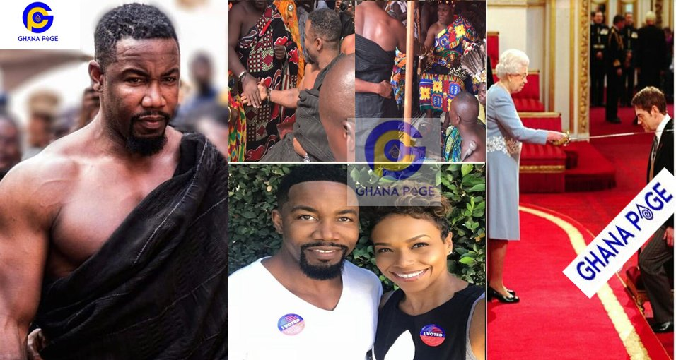 To be a chief in Ghana is relevant than to be a knight - Michael Jai White