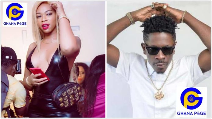 Michy and Shatta 696x391 - Rev Obofour went to beg Michy on my behalf but she didn't mind us – Shatta Wale