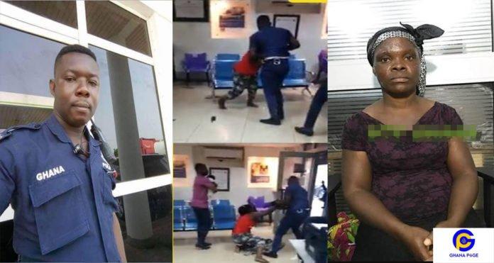 Midland Policeman who assaulted woman set free as case turns 'foolish'