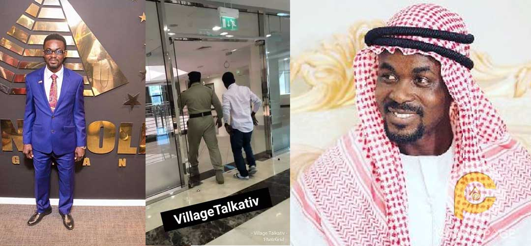 First Photo of NAM 1 leaving Dubai Prison pops up