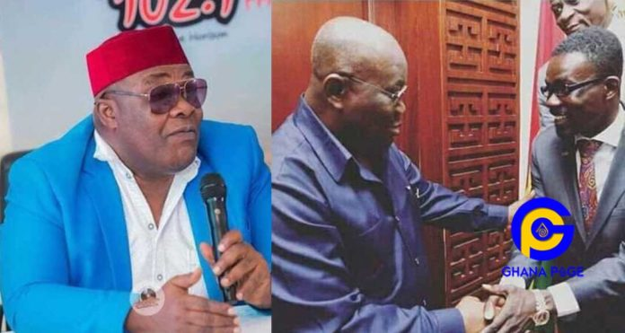 NPP has succeeded in killing Zylofon Media - Angry Willi Roi spits on Akufo-Addo's gov't