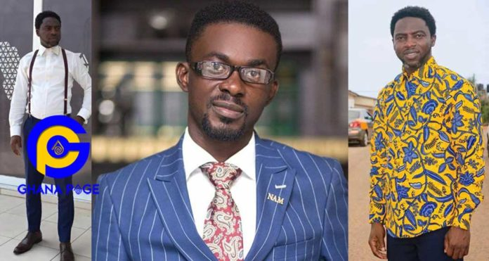 Has Nii Armah Amarteifio, PRO for Menzgold given up on NAM1?