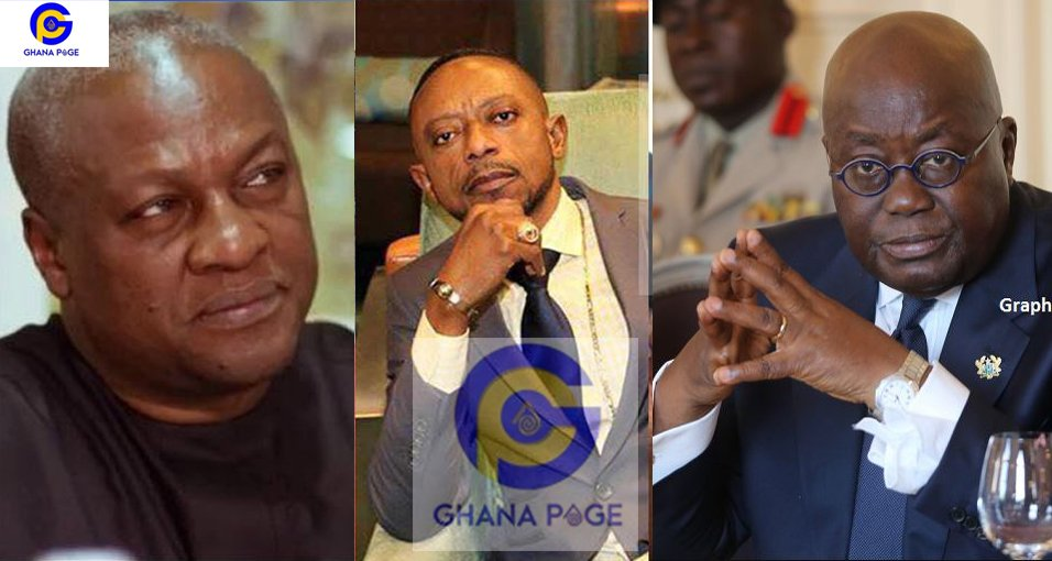 Owusu Bempah takes swipe at NPP; caught on tape saying John Mahama will win 2020 elections