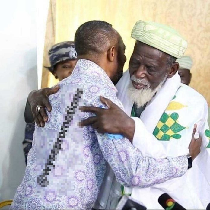 Rev. Owusu Bempah visited Chief Imam to apologize for his death prophesy against him