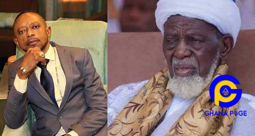 Owusu Bempah visits Chief Imam to make peace
