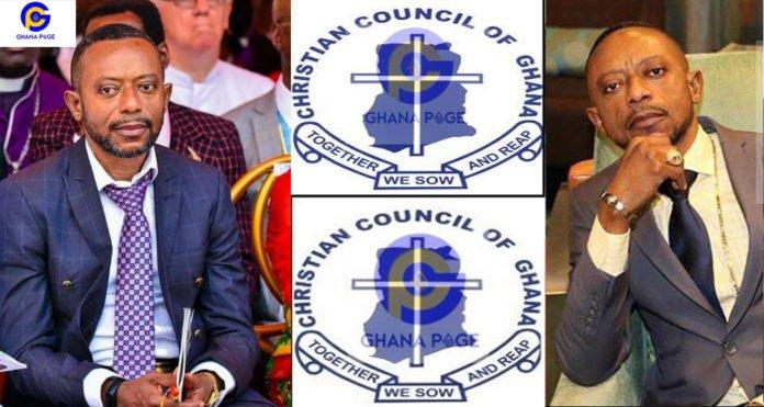 Christian Council allegedly annuls Rev. Owusu Bempah's license to run church