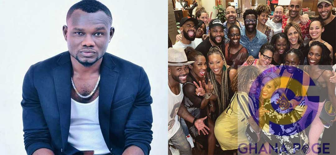 """I don't know the essence of the Hollywood stars visit to Ghana"" -Prince David Osei"