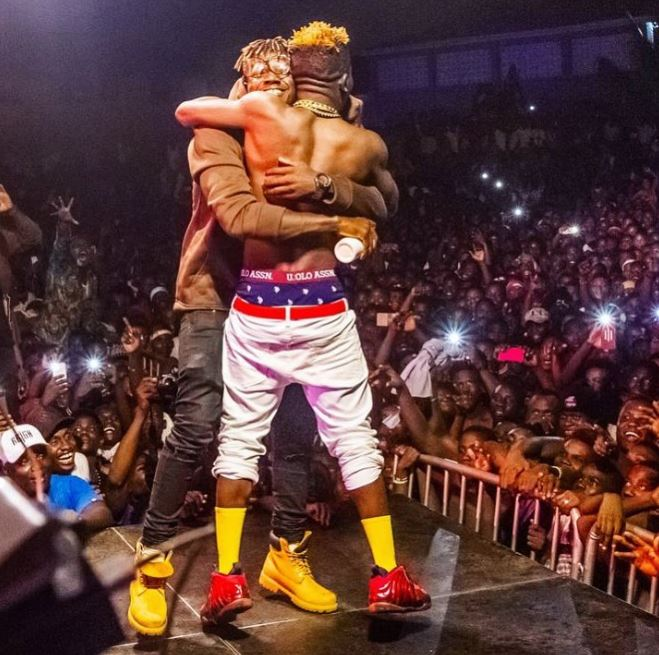 Pope Skinny - The real reason why Shatta Wale started beef with Pope Skinny exposed