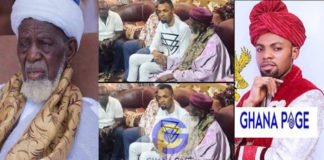 Rev. Obofour paid a 'peace-bond' visit to National Chief Imam after Owusu Bempah's death prophecy