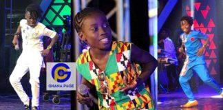 Righteous Vandyke wins the Adom TV Nsoromma