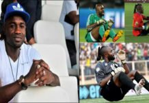 Legendary TP Mazembe and DR Congo goalkeeper Robert Kidiaba wins parliamentary seat in DRC