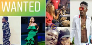 Shatta Michy allegedly robs Wale and runs away with his newly purchased Range Rover together with Majesty