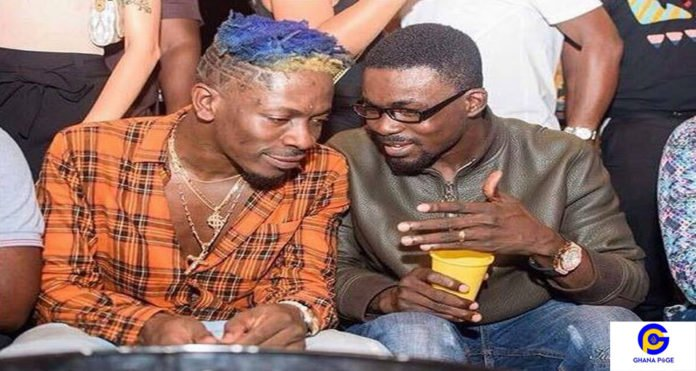Shatta Wale's recent post suggests he has finally left Zylofon music