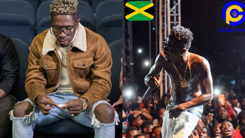 Shatta Wale featured in a Jamaican  newspaper for his Good Music
