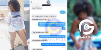 """""""I thought they were rich that is why allowed them to gangbang me; now I'm pregnant""""-Slay Queen weeps [Screenshot]"""