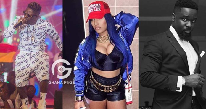 Who is Sarkodie?I only know Shatta Wale- Stefflon Don who rose to fame 2 years ago jabs Sark