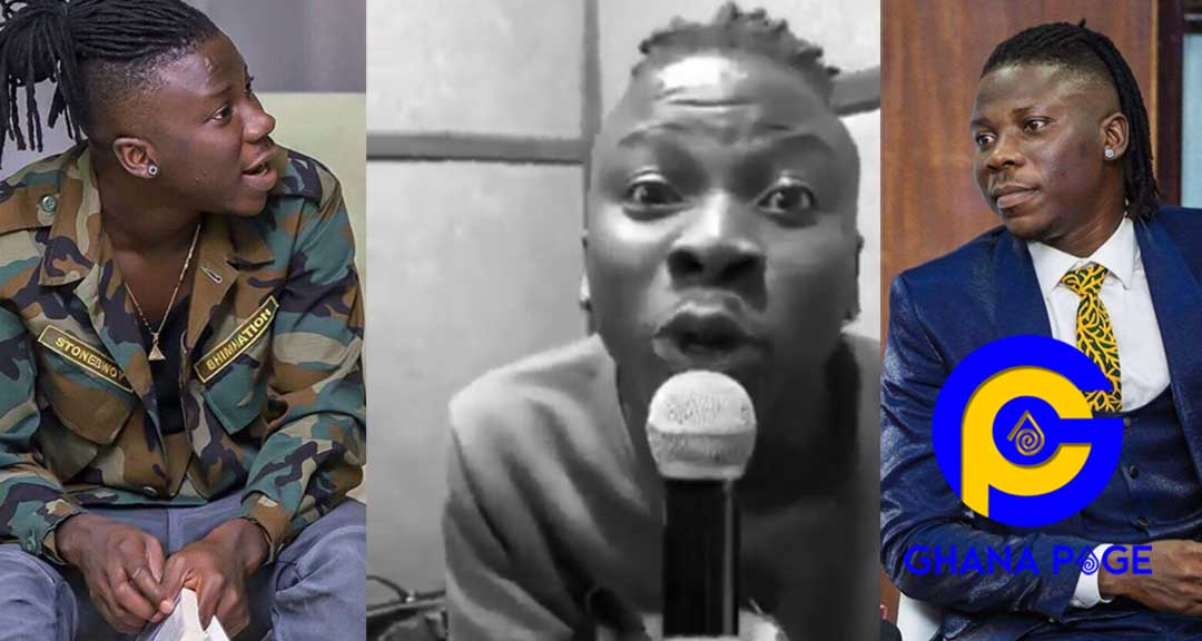 Stonebwoy 0 - If you want me to sing in Chinese I would – Stonebwoy