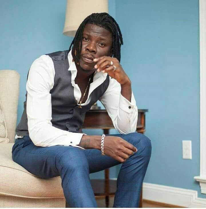 Stonebwoy 1 - It's a boy! Stonebwoy confirms the birth of his second child
