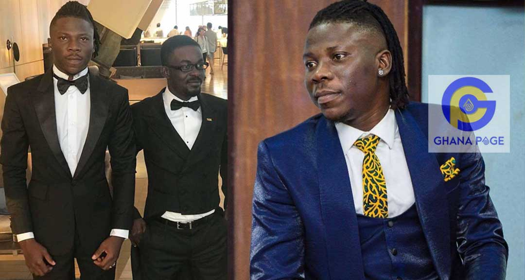 Stonebwoy's contract with Zylofon Music will expire in 3 months time
