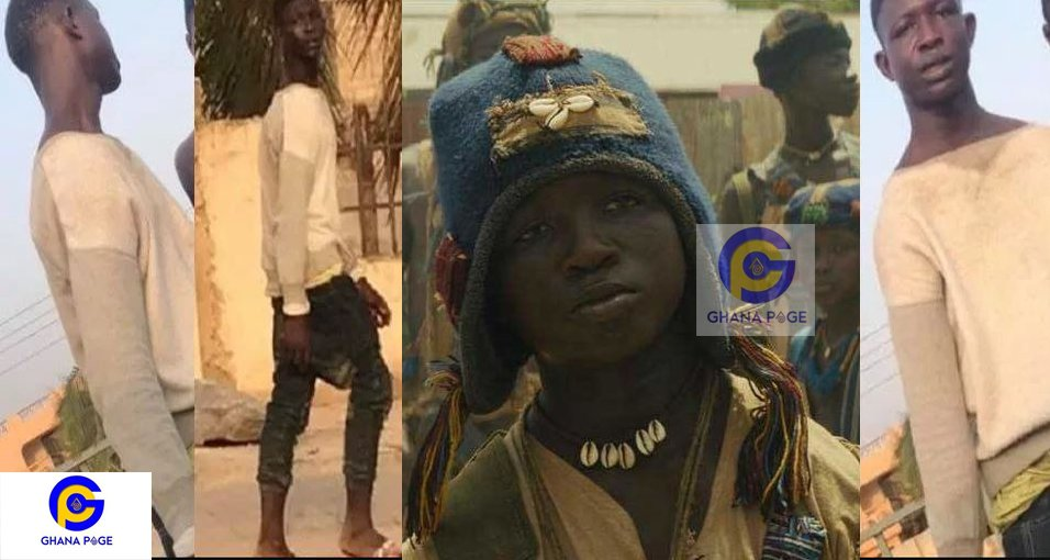 "PATHETIC: Strika of ""Beast of No Nation"" fame back to the streets again in 2019"
