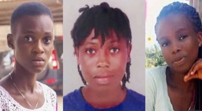 Police reveal how missing Takoradi girls were kidnapped