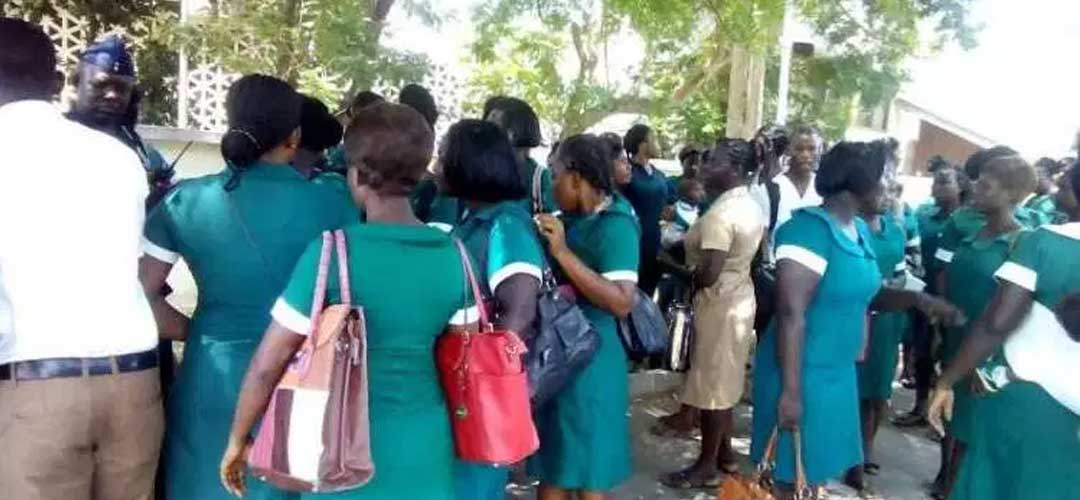Ghana government to send 375 nurses to work in Barbados