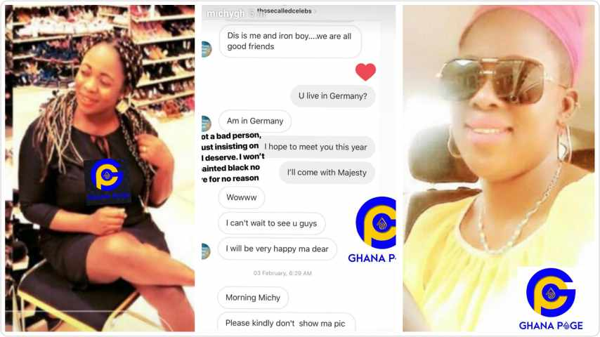 Lady behind those called Celebrities IG page exposed