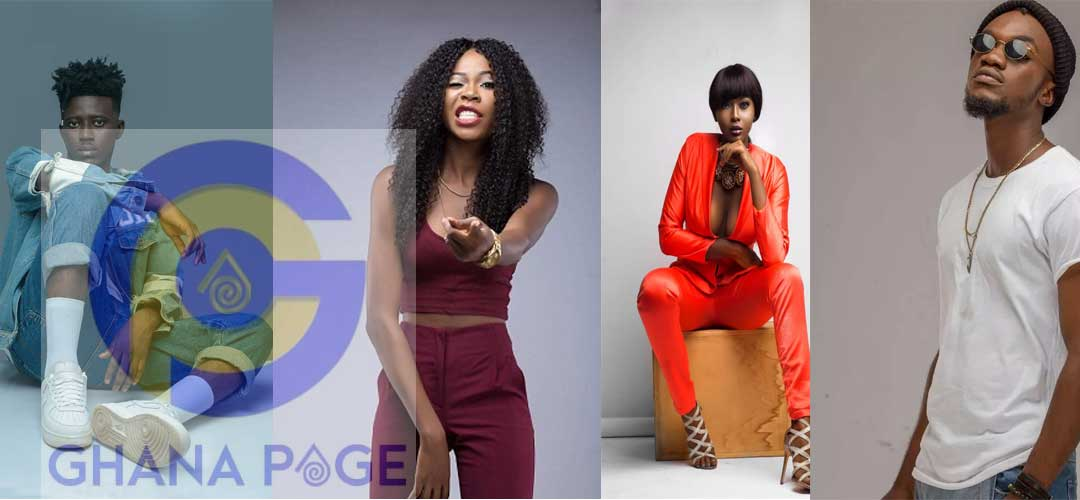 5 new Ghanaian artistes expected to 'blow' in 2019