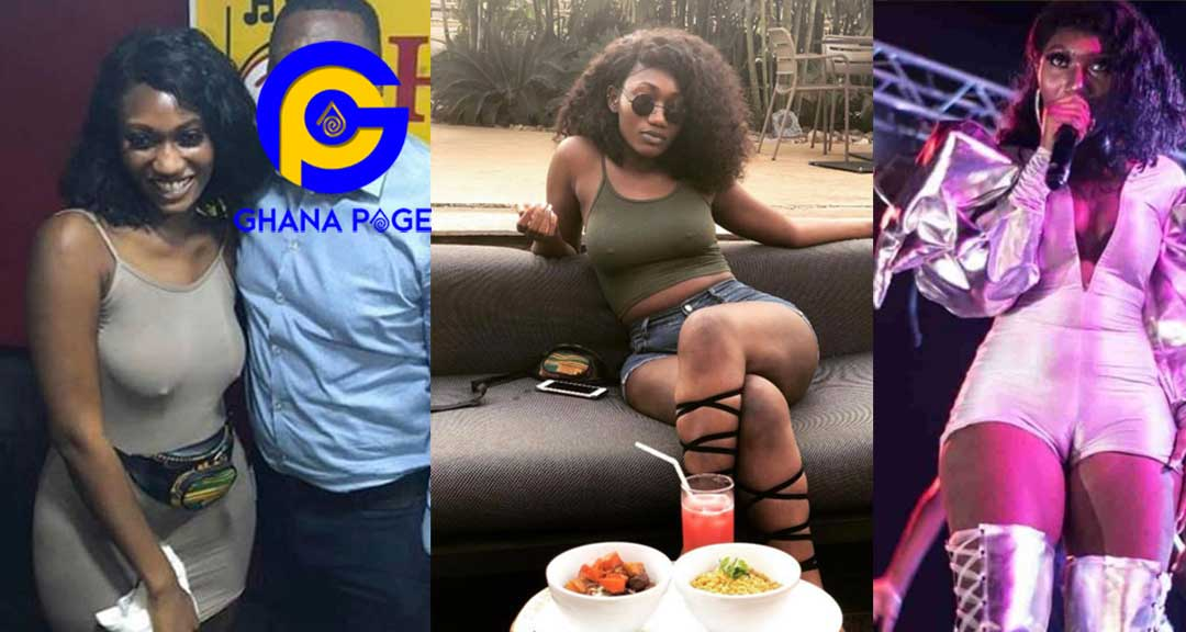Wendy Shay splashes social media with another photo of her erected nipples [SEE]