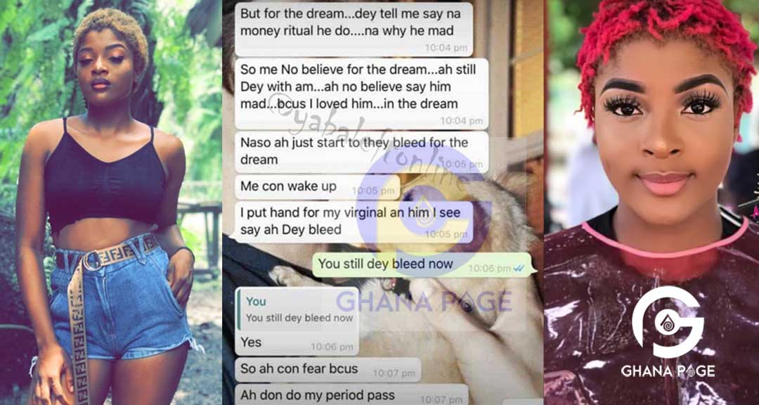 Nigerian Slay Queen used for rituals by boyfriend