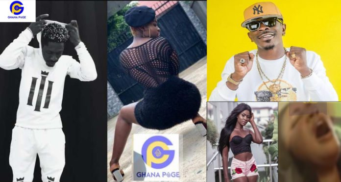 'I need a one night stand from Shatta Wale' - Yaa Jackson declares