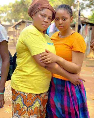 Image result for Actress Regina Daniels Celebrate Her Mum On Her Birthday