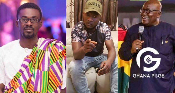 Video:UK based artist Skito Kofi pleads with prez Akufo-Addo to help Menzgold investors in UK