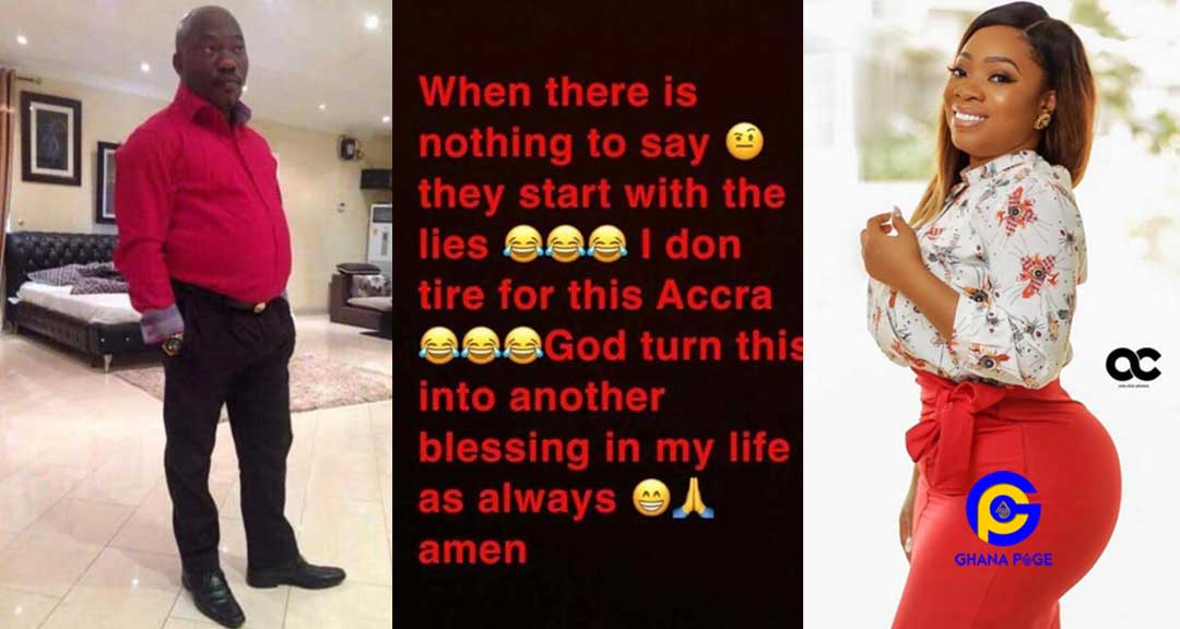 Moesha Boduong reacts to contracting HIV from fmr Shatta Wale's boss