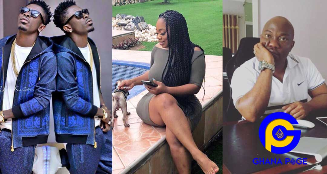 Shatta Wale defends boss accused of infecting Moesha Boduong with HIV