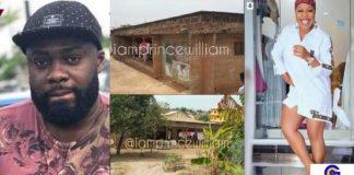 Afia Schwar's ex-boyfriend exposes the poverty lifestyle her mum lives