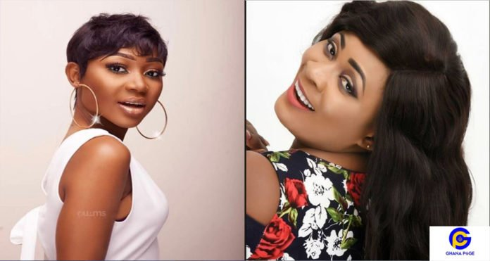 You are too old to be doing stupid things' - Akuapem Poloo tells Nayas