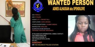 House girl absconds with perfume and other items worth about US$ 20,000