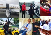 The luxurious lifestyle of Alph Lukau will make Obinim and Obofour look like child's play to you