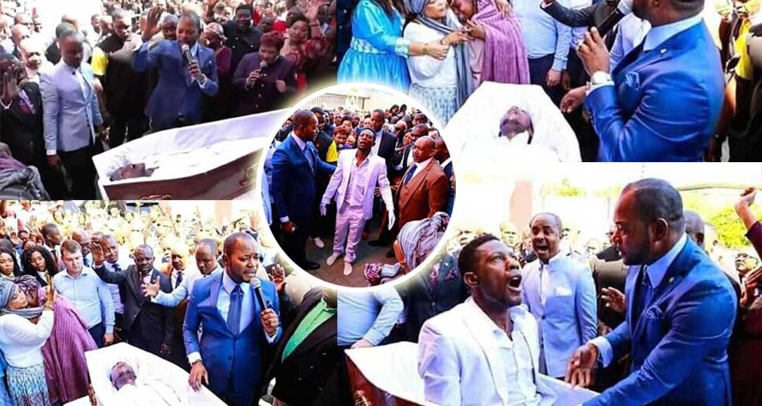 Pastor Alph Lukau sued for pulling fake resurrection stunt