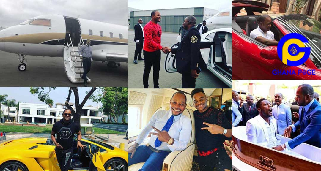 Check out the luxurious lifestyle of pastor Alph Lukau