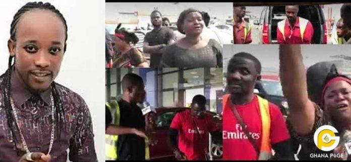 Body of Anokye Supremo finally arrives in Ghana