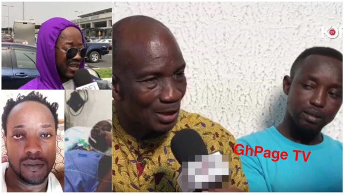Audio: We need more money to pay bills and to bring my son home-Anokye Supremo's father begs