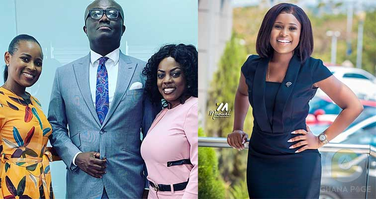 Berla Mundi not leaving GhOne for Tv3 – Nana Aba Anamoah