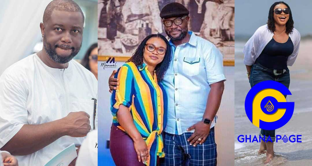 "Meet former EC Boss, Charlotte Osei's ""Secret"" husband"