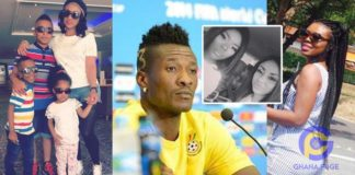 Delay mocks Asamoah Gyan after Paternity test proved he is the biological father of his children