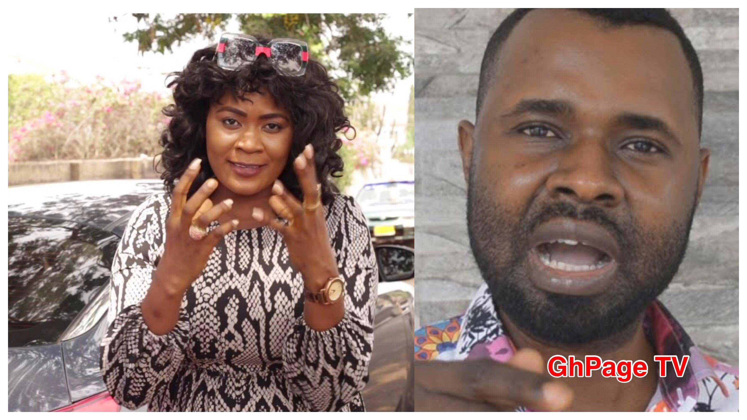 Ernest Opoku is a Tramadol addict – Nayas barks again