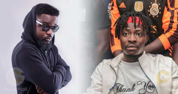 Thank Sarkodie for making you who you are today – Prince Tsegah tells Fancy Gadam